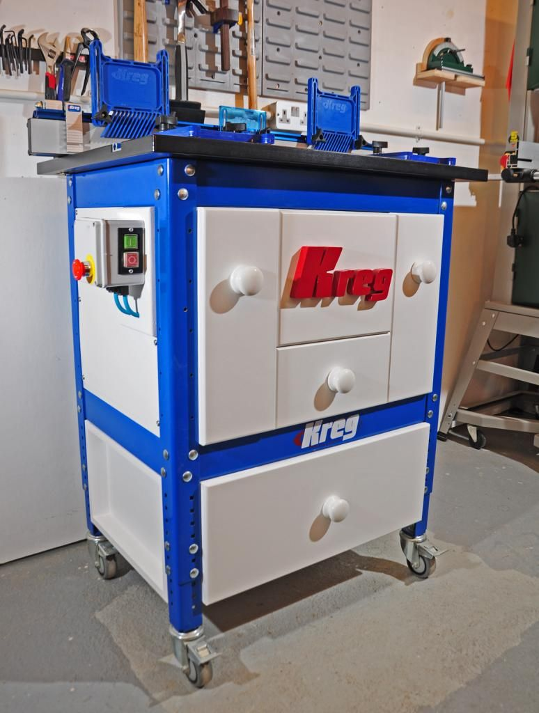 pin by mike v on shop ideas plans kreg router table router rh pinterest com