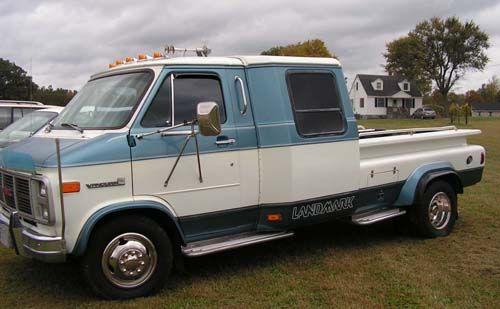 Gmc Vandura Gmc Vans Custom Vans Chevy Van