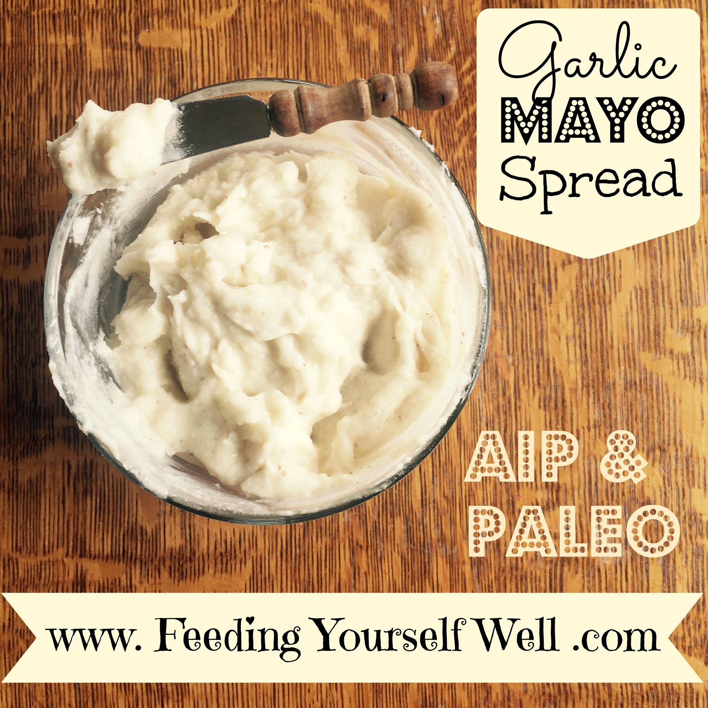 Garlic Mayo Spread