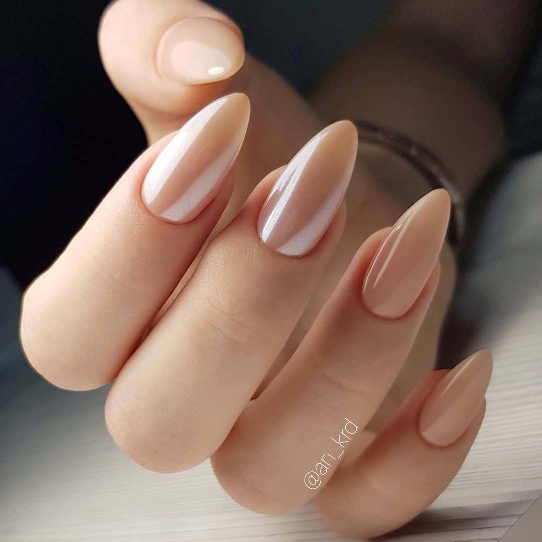 22 Simple & Pretty manicure ideas - nail polish ideas #nail #nails #nailart #mannicure