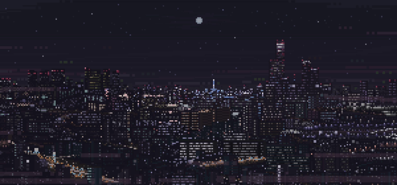 8 Bit Background Pixel Art Art Wallpaper Desktop Wallpaper