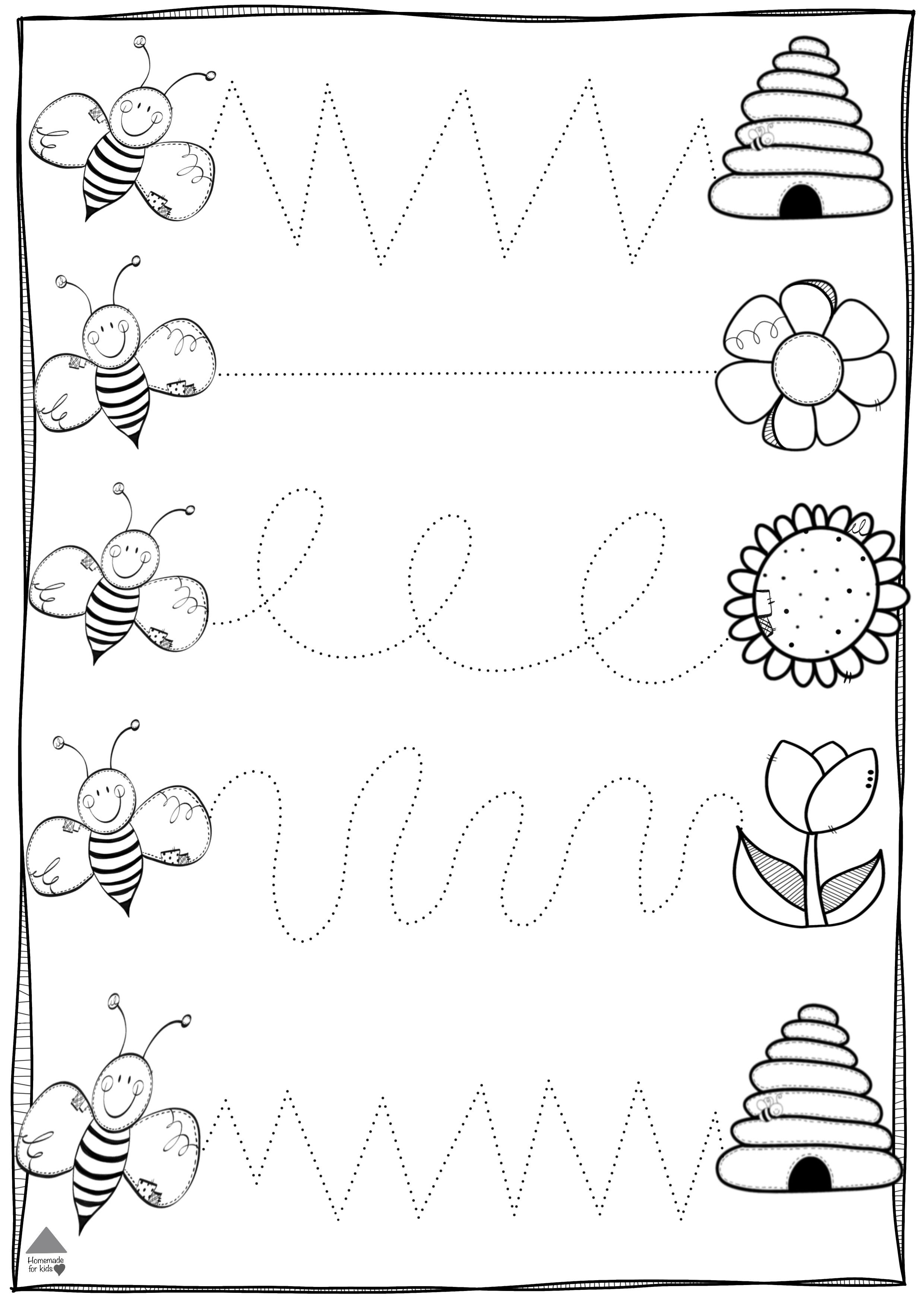 Pin On Preschool Worksheets