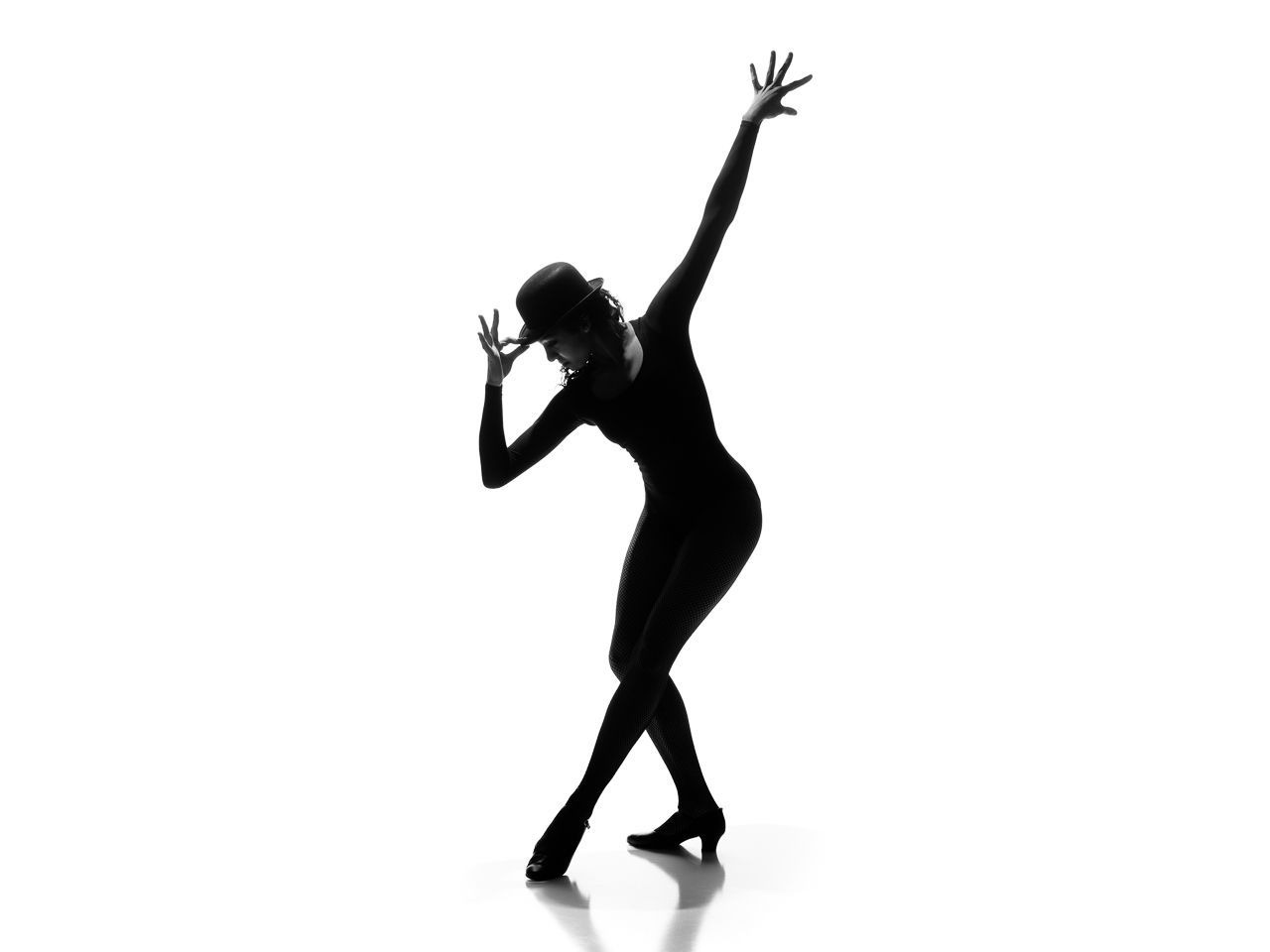 dancer silhouette | Dancer Silhouettes | Jazz dance ...