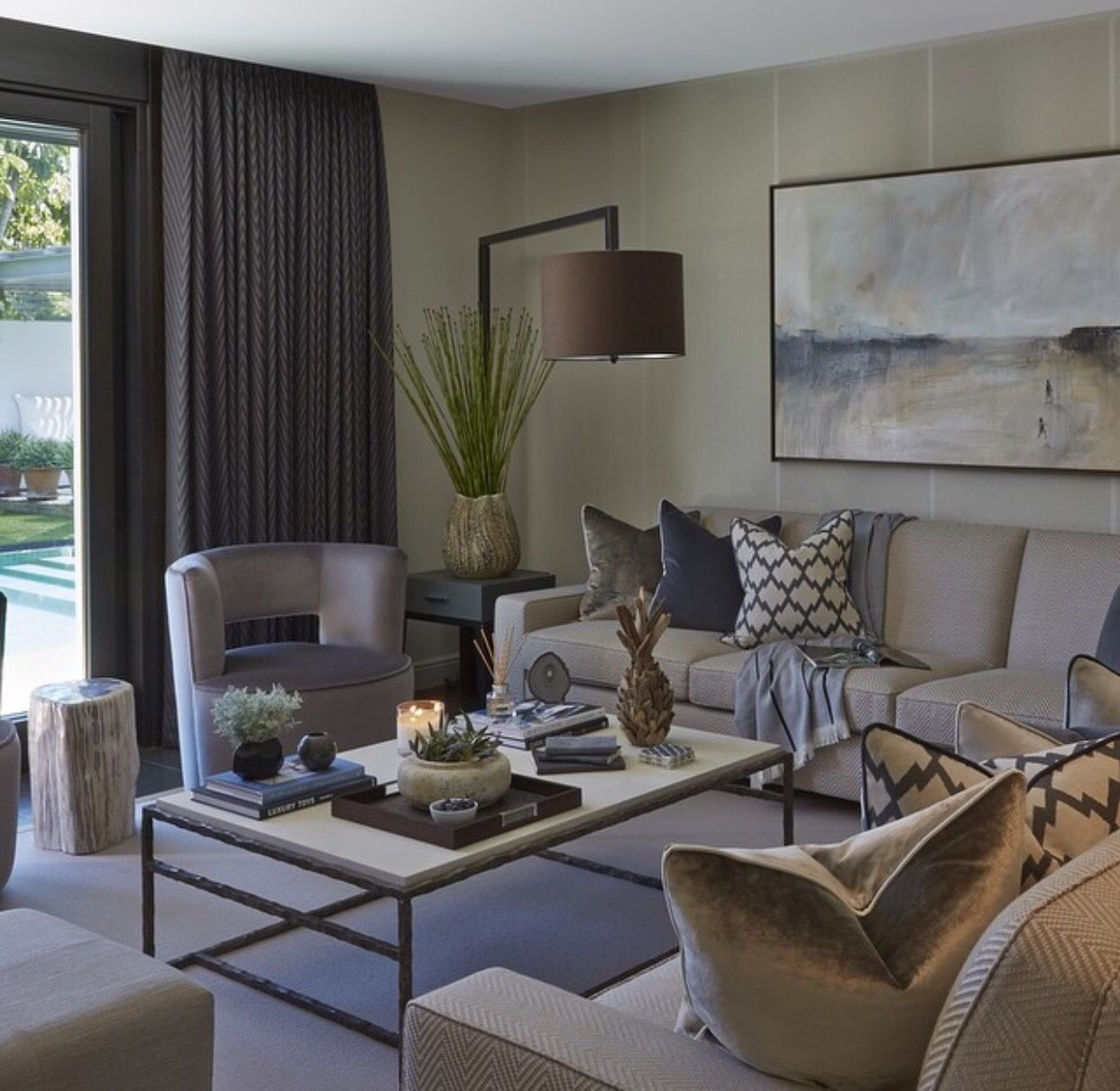 Beautiful Condo Living Rooms: It's A Beautiful Life