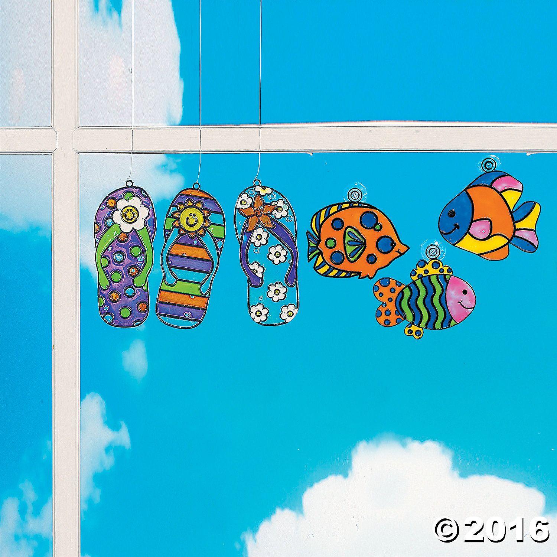 Summer Crafts, Summer Crafts for Kids, Summer Craft Ideas
