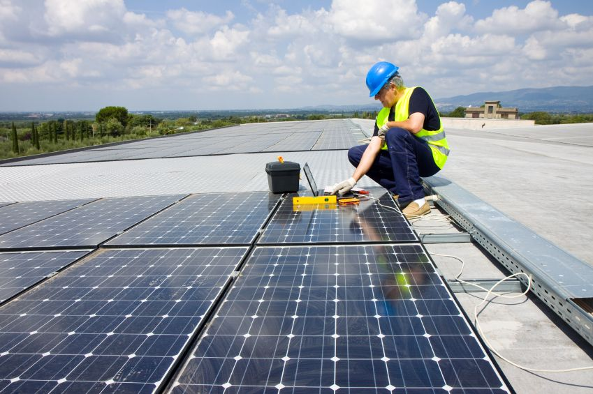 How Green Technology Will Affect Your Maintenance Electrician Career Solar Panels