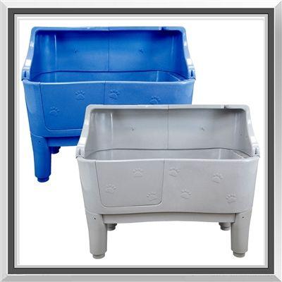 Large Flying Pig Polyethylene Seamless Dog Pet Grooming Bath Tub