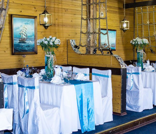 Sea inspired table setting and ideas for your beach themed party & Sea inspired table setting and ideas for your beach themed party ...