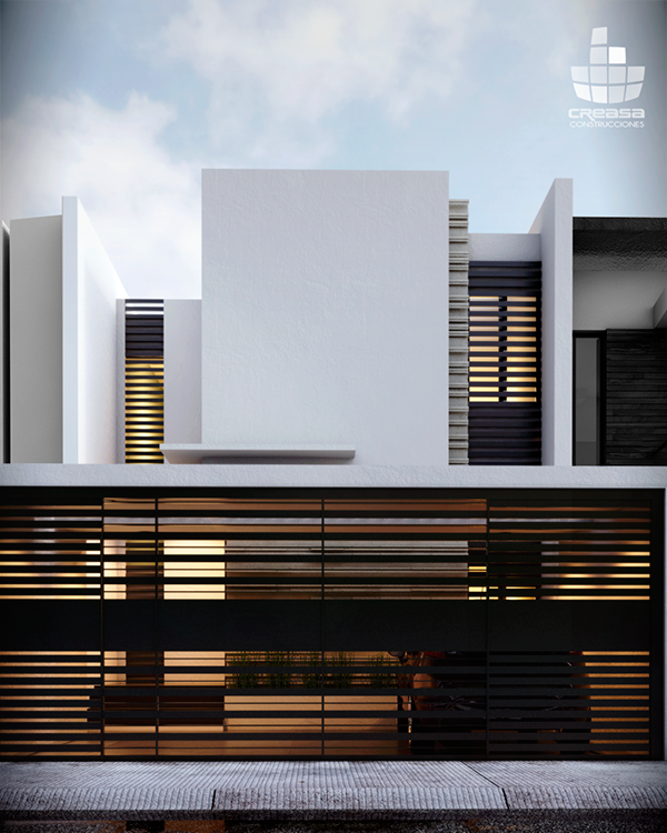 Casa habitaci n en colima colima casa pinterest for Casas modernas granada