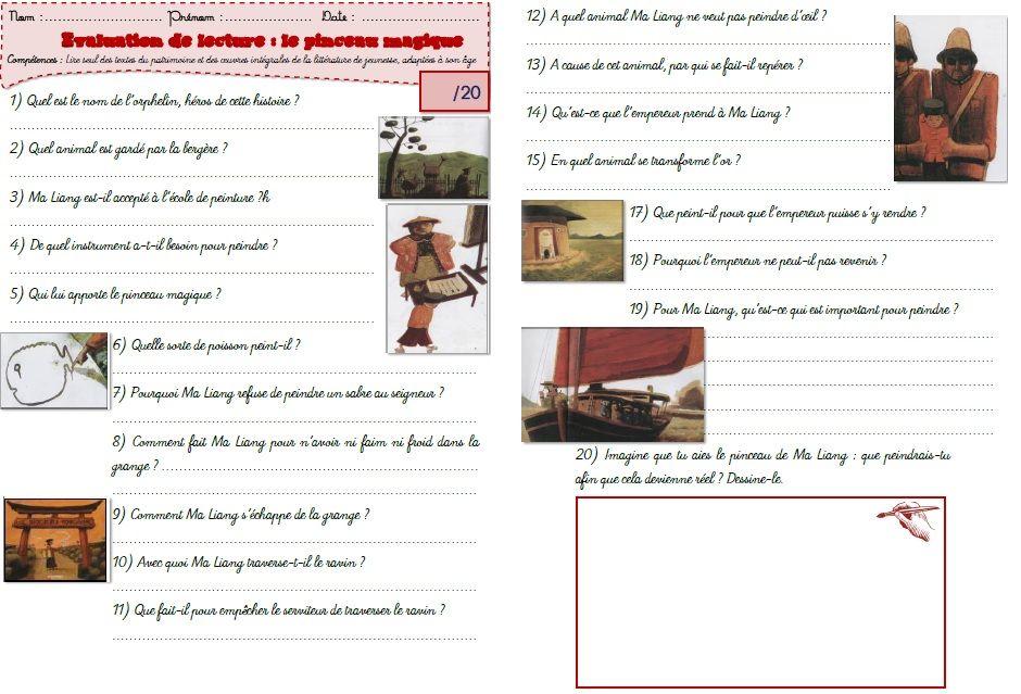 Epingle Sur Francais Cycle3