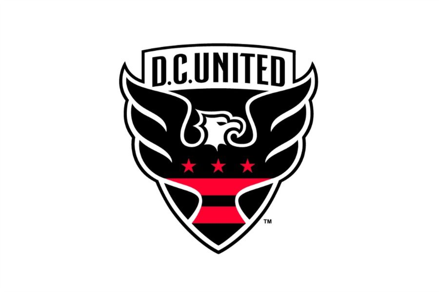 D C United Crest Re Design Eight By Eight Dc United Sports Team Logos Historical Logo