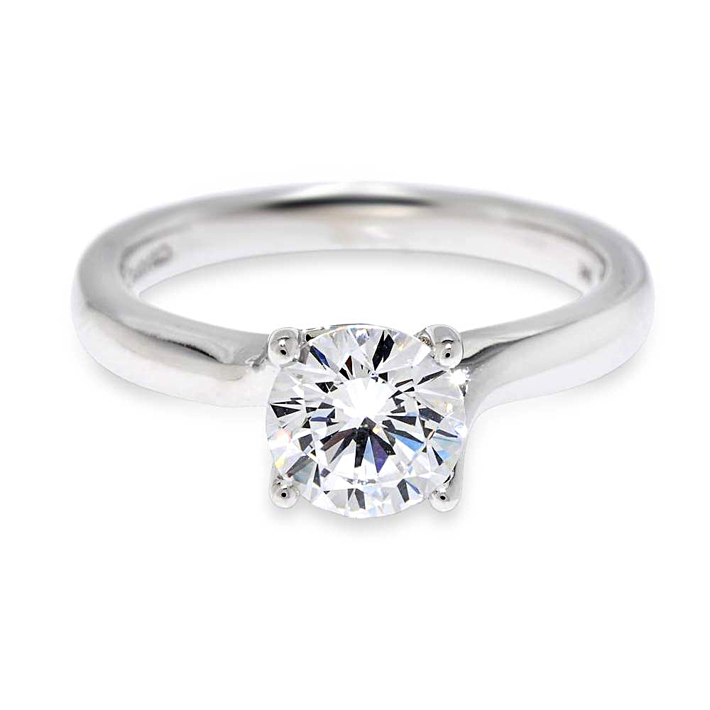Artcarved Solitaire Engagement Ring  Greenwich Jewelers