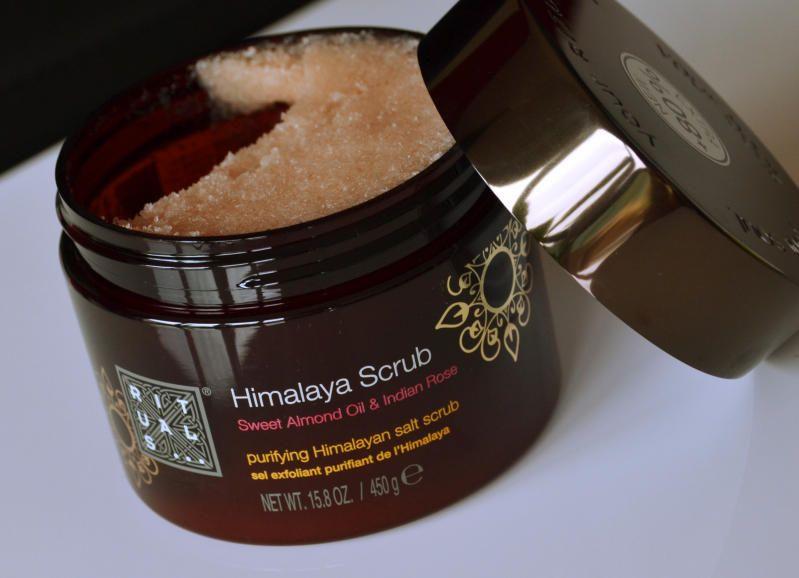 rituals himalaya scrub