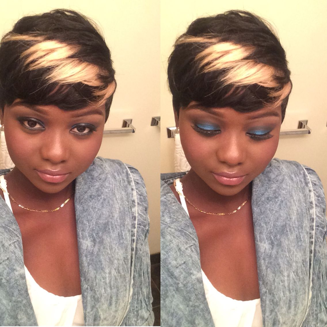 pin on quick weave