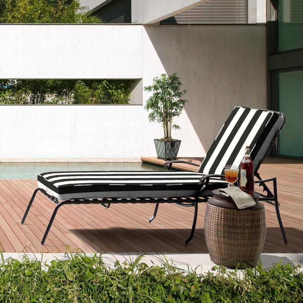 Home Decorators Collection 23 X 55 Sunbrella Cabana Clic