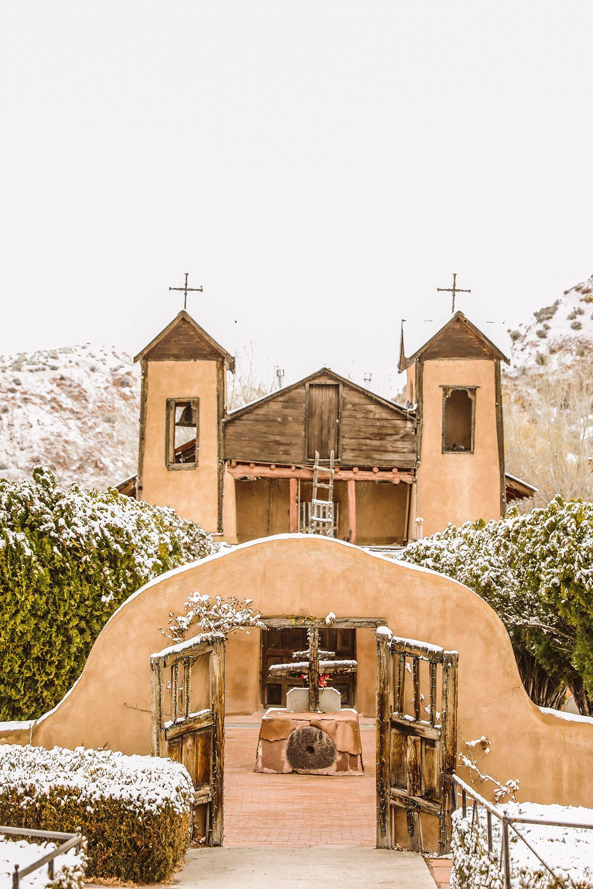Exploring Santa Fe Nm Road Trip Usa Santa Fe Places To Go