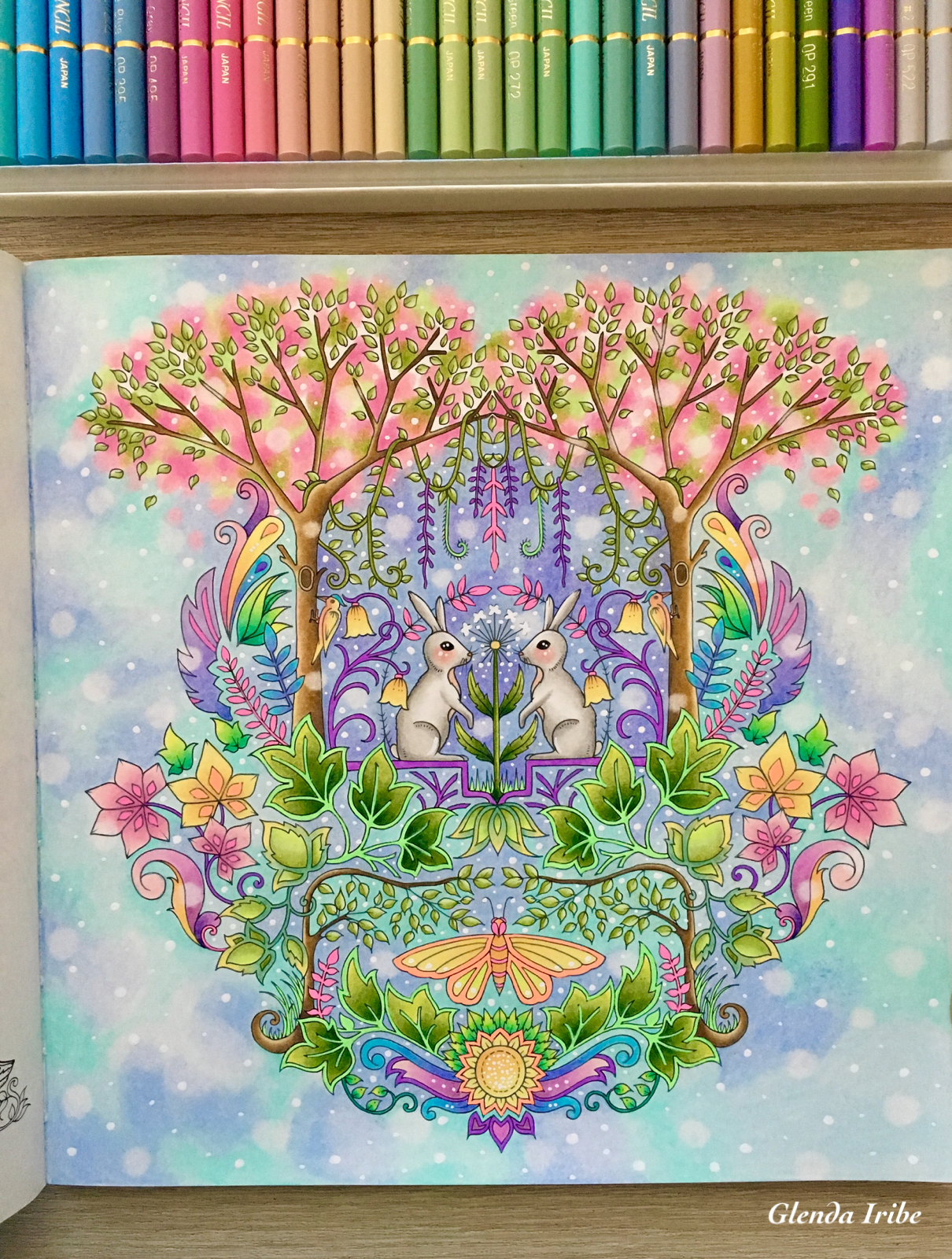 - Enchanted Forest Coloring Book By Johanna Basford Värityskirjat