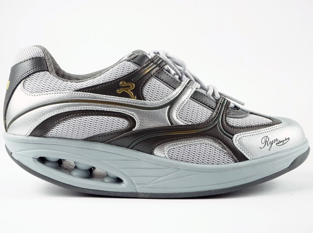 f4deec5eb3f ... Sports Walking Shoes US Size 5.5  Ryn Mens Massai Walking Shoes Sneakers  Citrin Silver US SIZE10.5(For Sale) ...