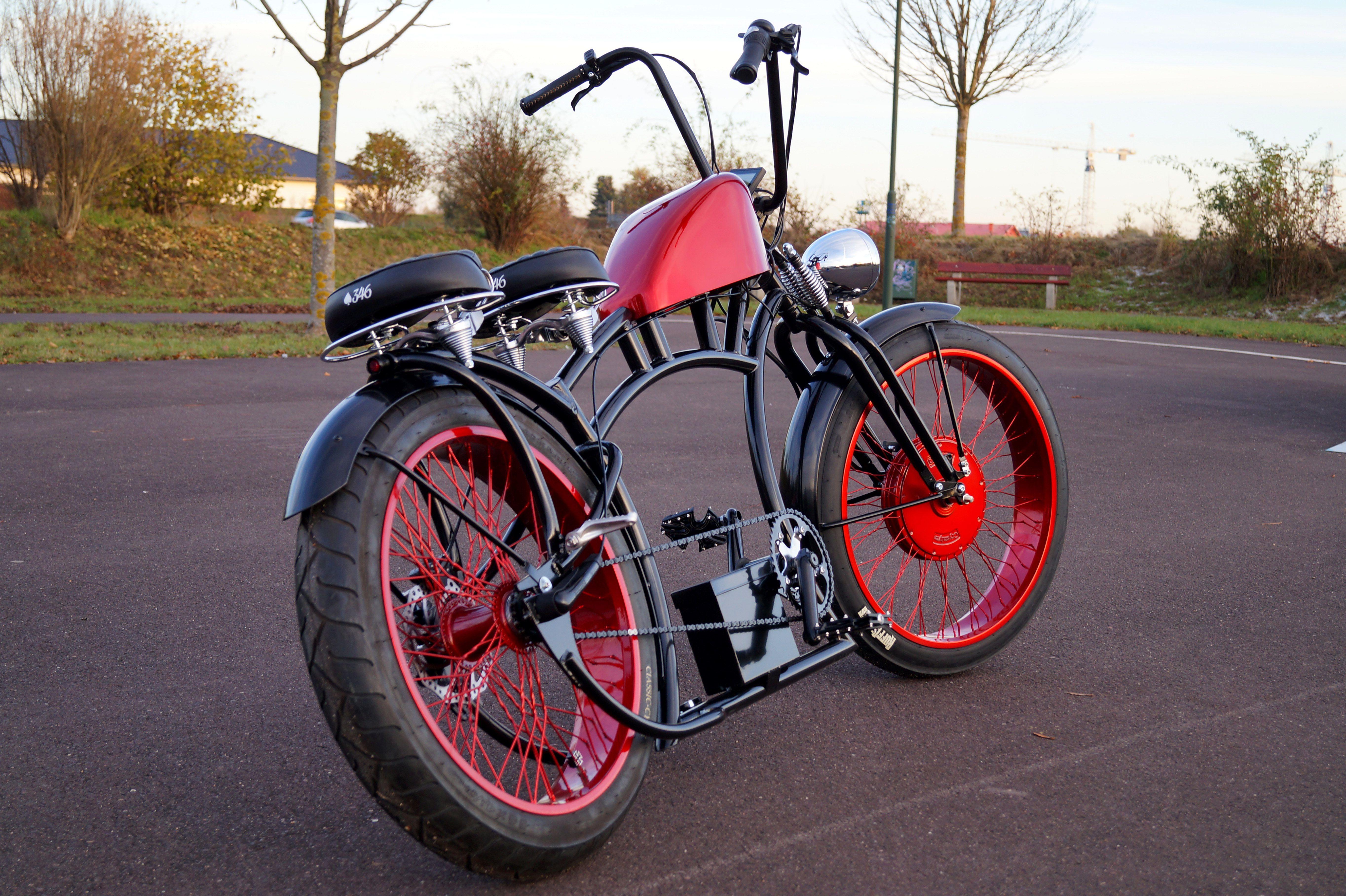 Wwwroeder Bikesde E Bike Sonderanfertigung Custom E Bike Custom E