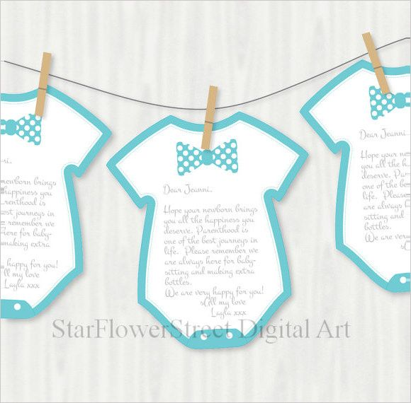 Baby Onesie Template Gender Reveal Party Baby Shower Shower
