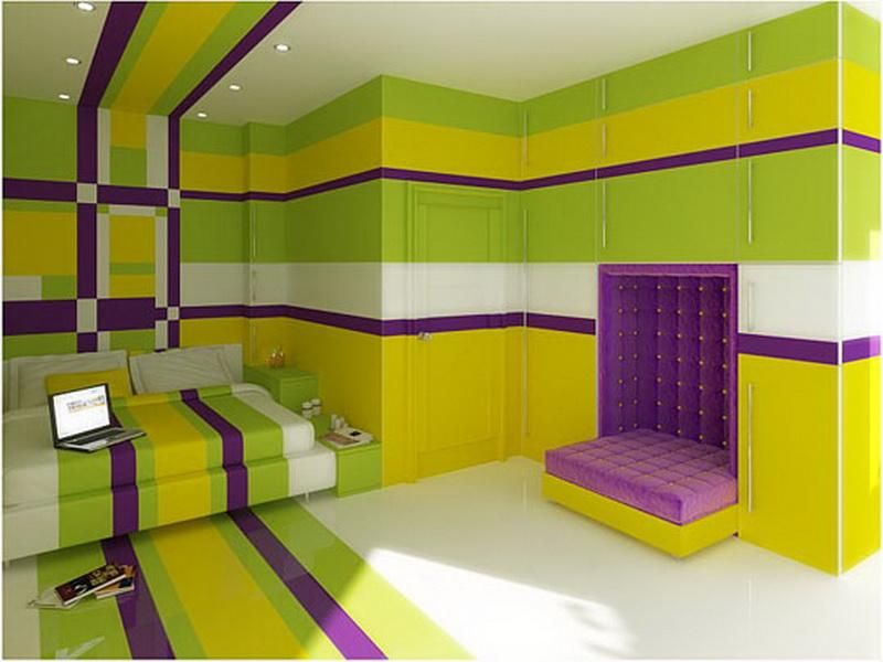 green paint colors for bedrooms your dream home wall painting ideas ...