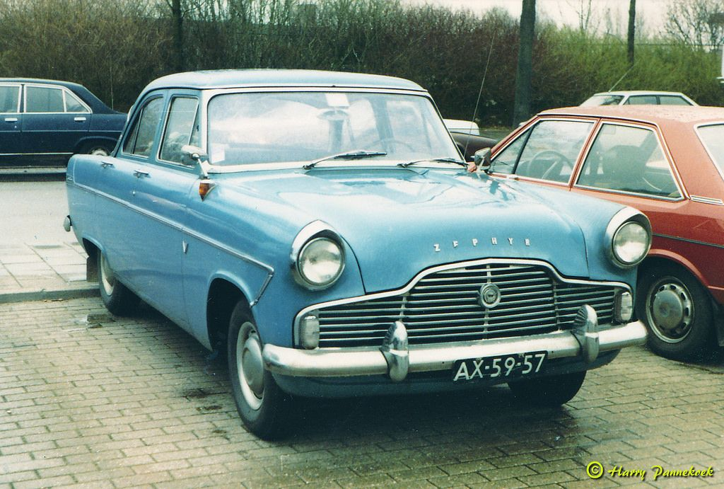 Ford Zephyr 2500 10 1959 Ax 59 57 Ford Zephyr Ford Classic Cars