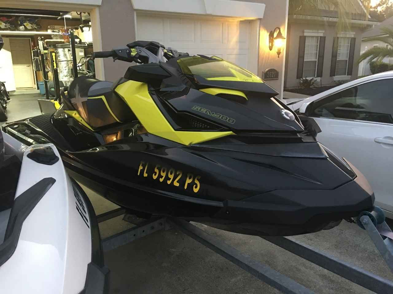 Used 2012 Sea Doo RXP X 260 Jet Skis For Sale in Florida,FL