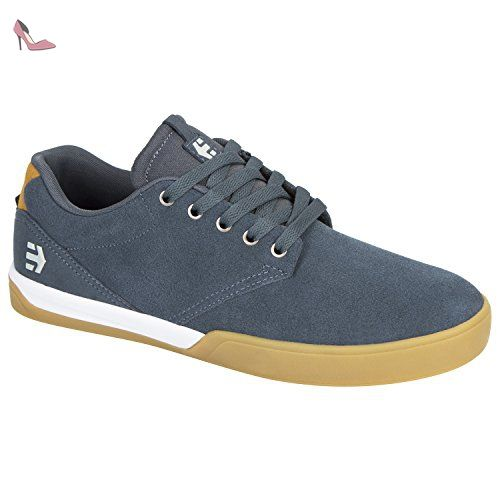 Etnies Scout XT, Chaussures de Skateboard Homme, Gris (Charcoal),41.5 EU (7.5 UK)