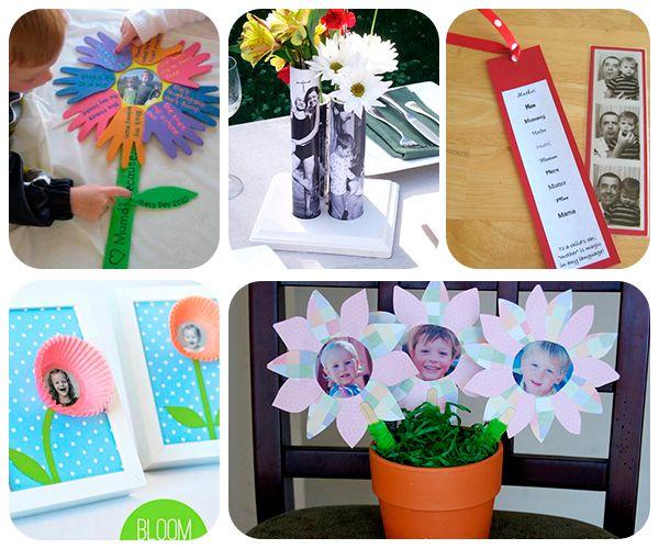 regalos hechos con fotos para el da de la madre