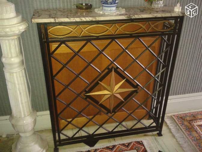 Cache radiateur ancien Décoration Indre - leboncoinfr Cache