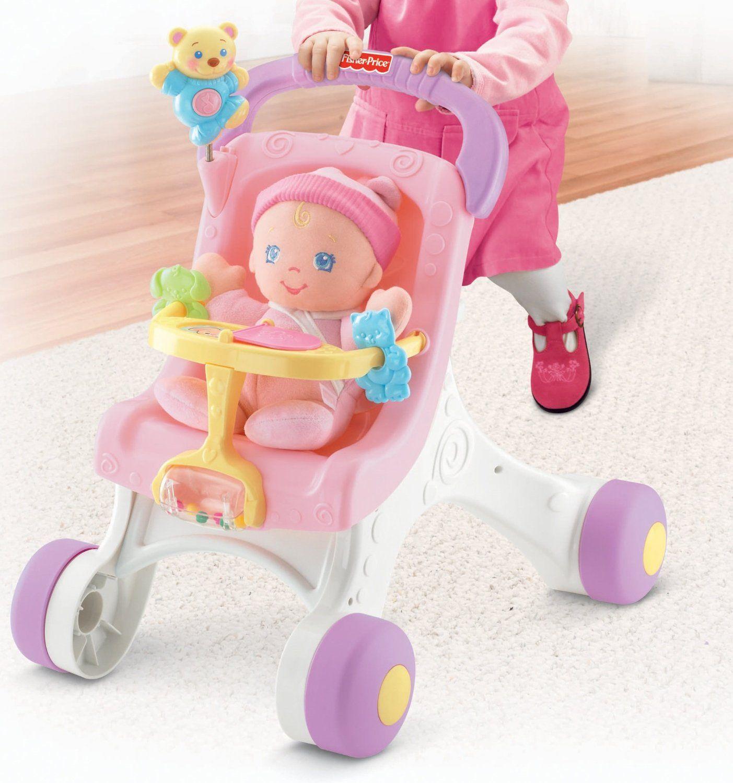 Fisher Price Stroller Walker for Girls Best Gifts Top