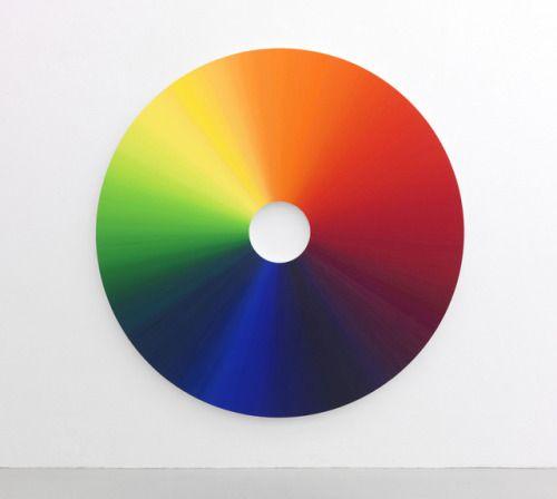 artnotart14:  Olafur Eliasson, 'Colour experiment no. 10,' 2010,...