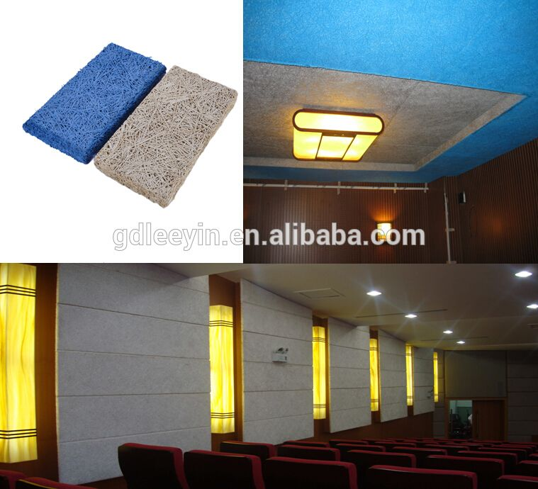 Wooden Acoustic Material Panel Fireproof Cement Board For Ceiling Buy Fireproof Cement Board Product On Alibaba C Ceiling Decor Acoustic Panels Acoustic Wall
