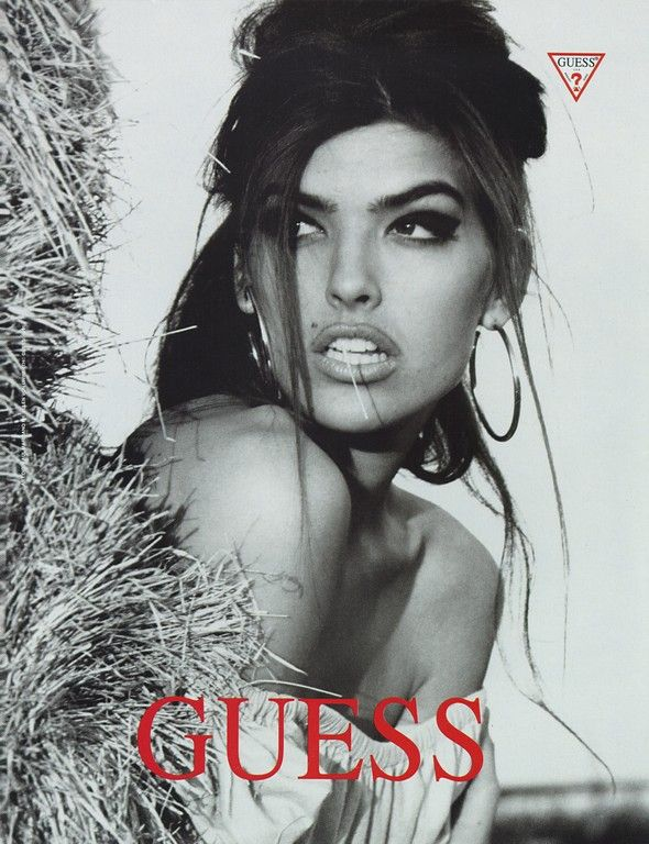 Guess ~ Shana Zadrick | Guess Jeans Ads -I AM OBSESSED ... Guess Jeans Ad