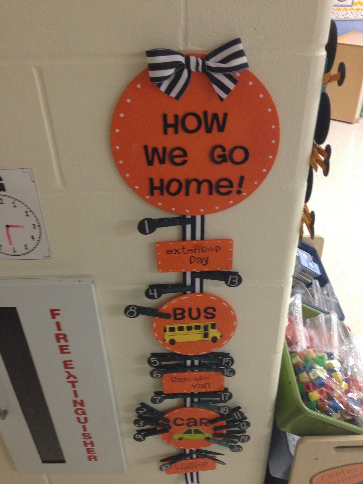 How we go home. Need one! Eventually. | Classroom Ideas | Pinterest ...