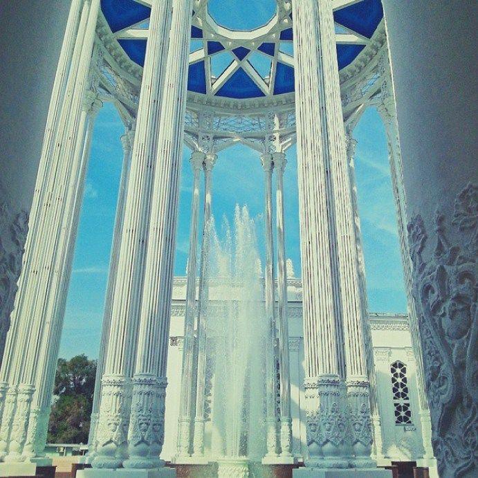 The Uzbekistan Pavilion in Moscow - LinanDara's Art-n-Folk