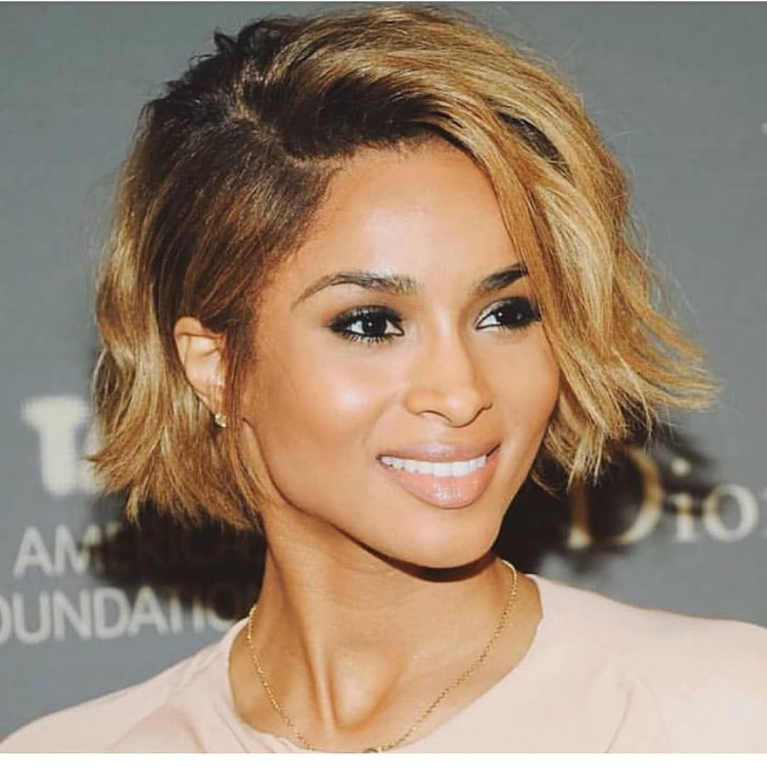 Loving her cut @ciara Do you agree !! | Hairstyles in 2019 ...