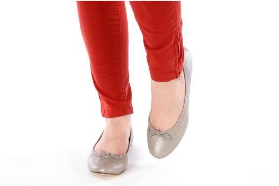 Portées Tcqhrsdx Chaussuresla Ballet Fonteyn Ballerines Bloch Vue Mode LSUMVqzGp