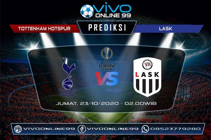 Prediksi Tottenham Hotspur Vs Lask 23 Oktober 2020 Di 2020 Tottenham Hotspur Newcastle Linz