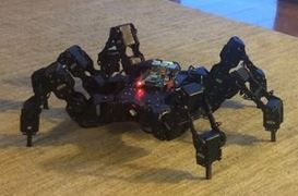 Hexapod Robot Chassis | 3D Printing in 2019 | Robot chassis