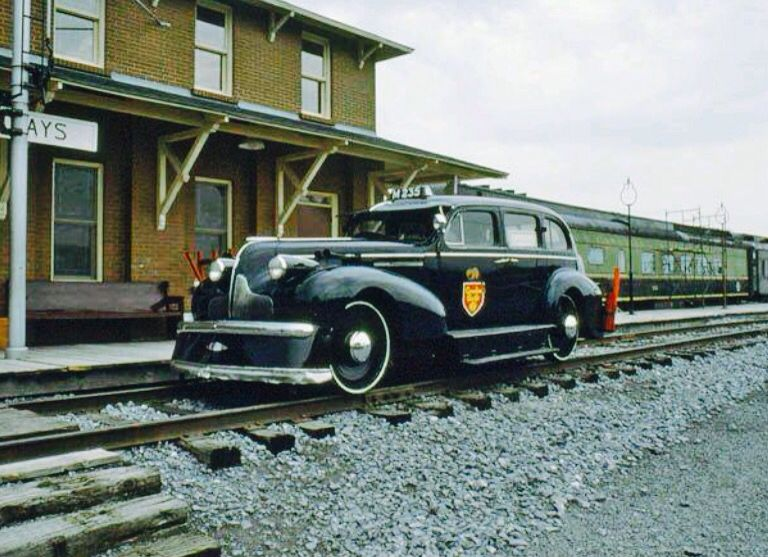 Rail inspection car, Canadian Pacific | Trains in 2019