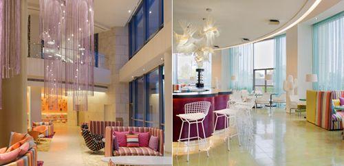Missoni Hotel Kuwait Interior Decor Design Home Style Thestyleumbrella Via The Style