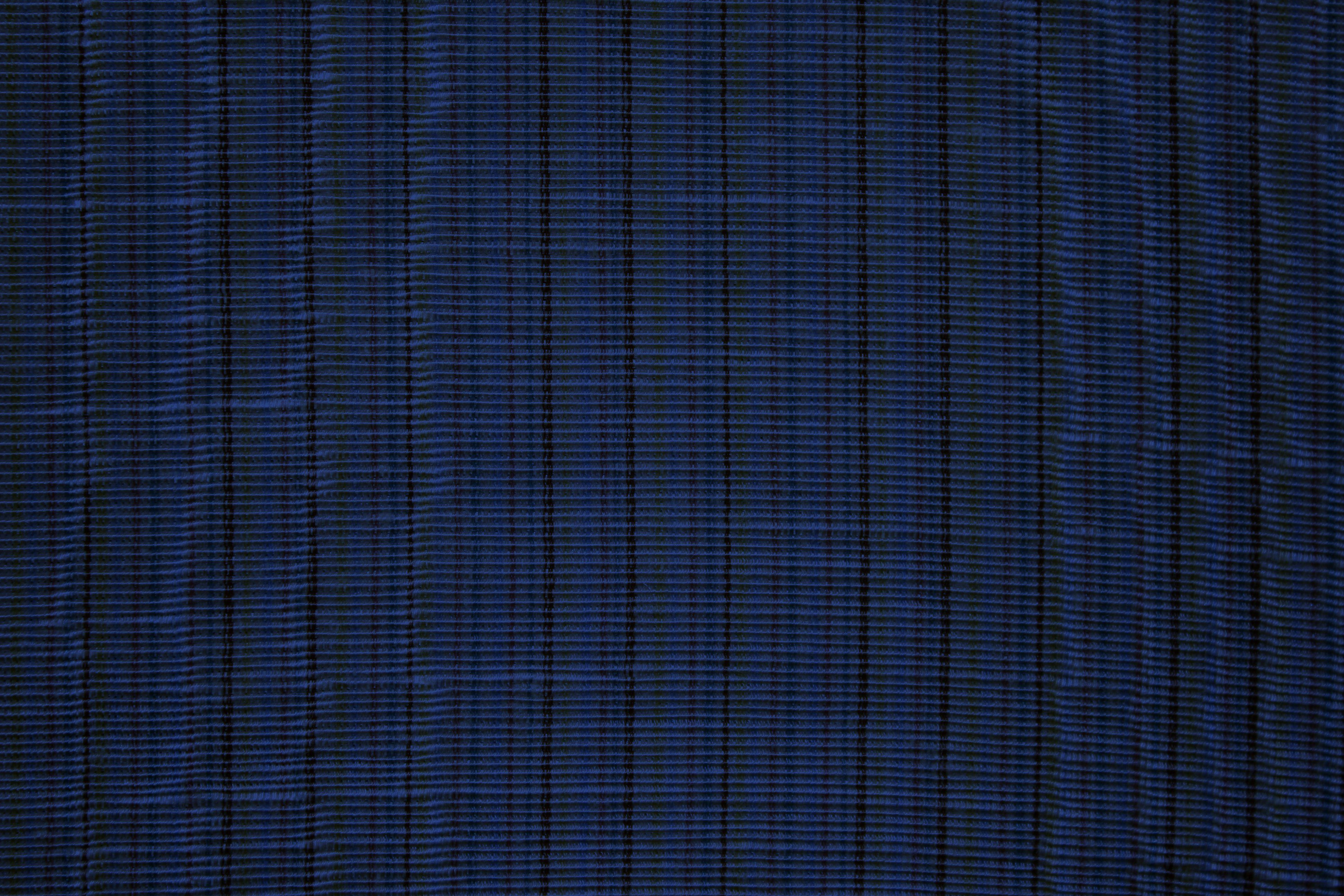 Navy Blue Upholstery Fabric Texture with Stripes Dimensions 3888