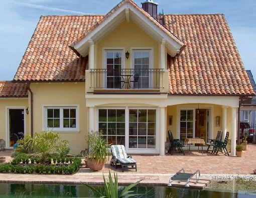 Nice Gardenplaza   Romanische Dachziegel Verleihen Dem Haus Einen Mediterranen  Charme   Französisches Flair Für Das Dach