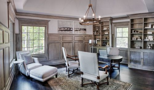 Gabriel Builders Eclectic Home Office Other Metro Gabriel Simple Upstate Office Furniture Remodelling