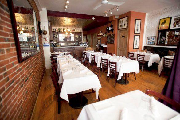 Zinc Philadelphia Washington Square West Restaurant Menus And Reviews