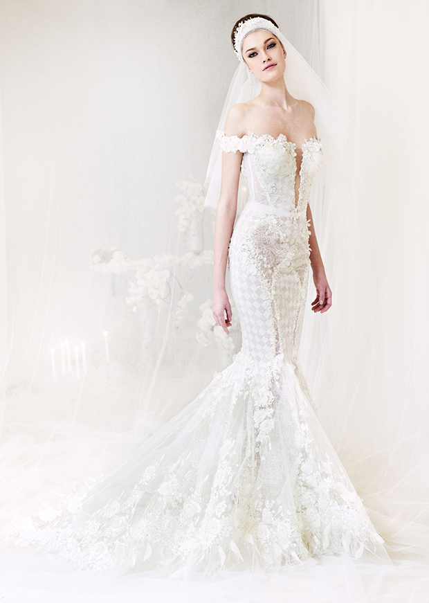 By Nakad Couture WeddingHaute Your Dresses Wedding Ziad OTZwulPkXi