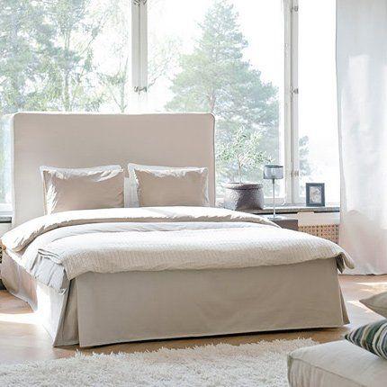14 Cache Sommiers Pour Relooker Votre Lit Ikea Lit Esprit Raffine Chambre A Coucher Design Lit Ikea Cache Sommier