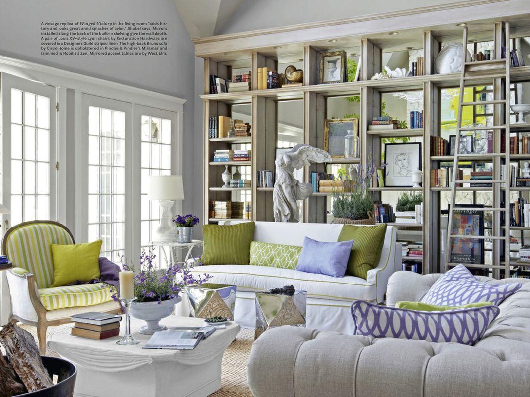 Gabriella Sarlo House Beautiful Magazine