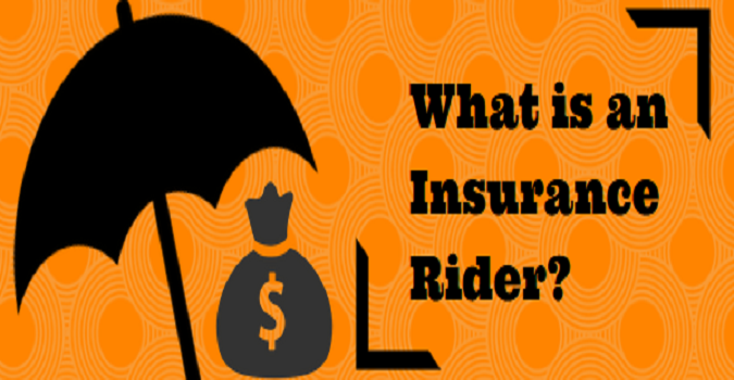 What Is Provision Of Riders In A Life Insurance Policy Life